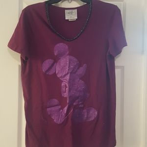 Disney Boutique Mickey Mouse Top